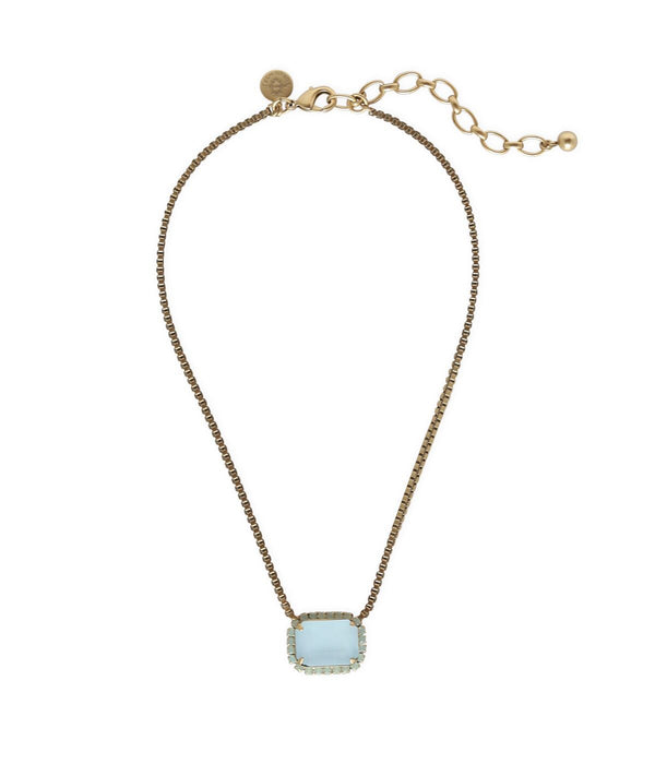 KATE SHORT NECKLACE IN CASHMERE
