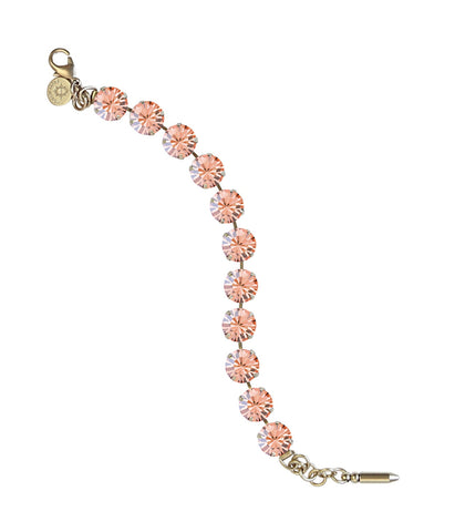 KAYLEE BRACELET IN LIGHT PEACH