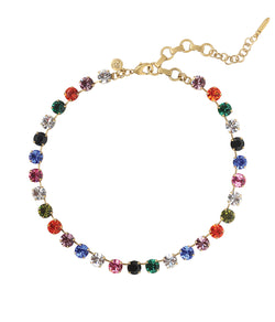 KAYLEE NECKLACE IN MULTI