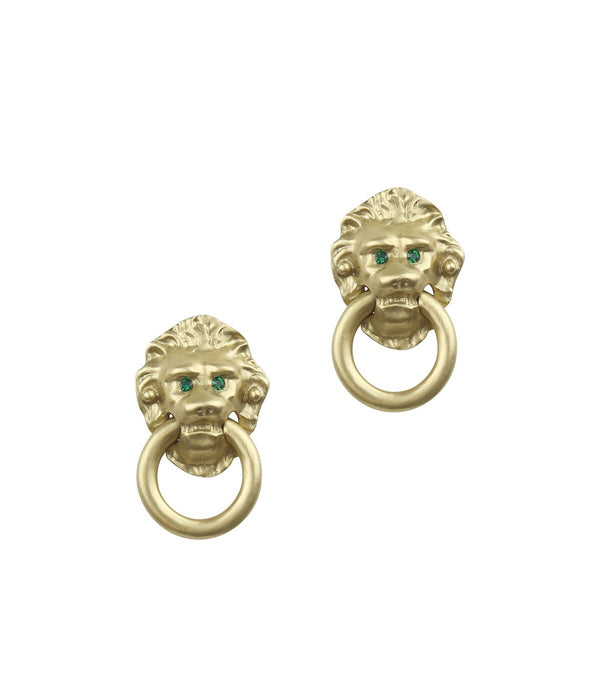 Leo Earrings