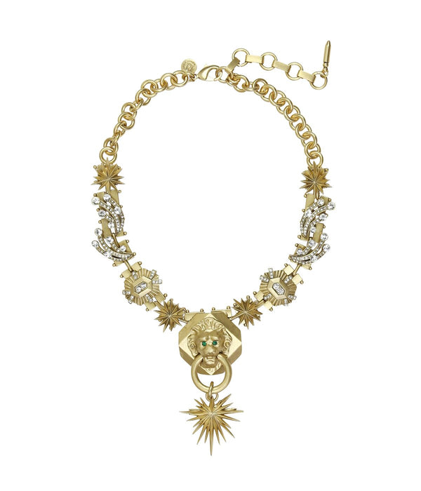 LEO STATEMENT NECKLACE