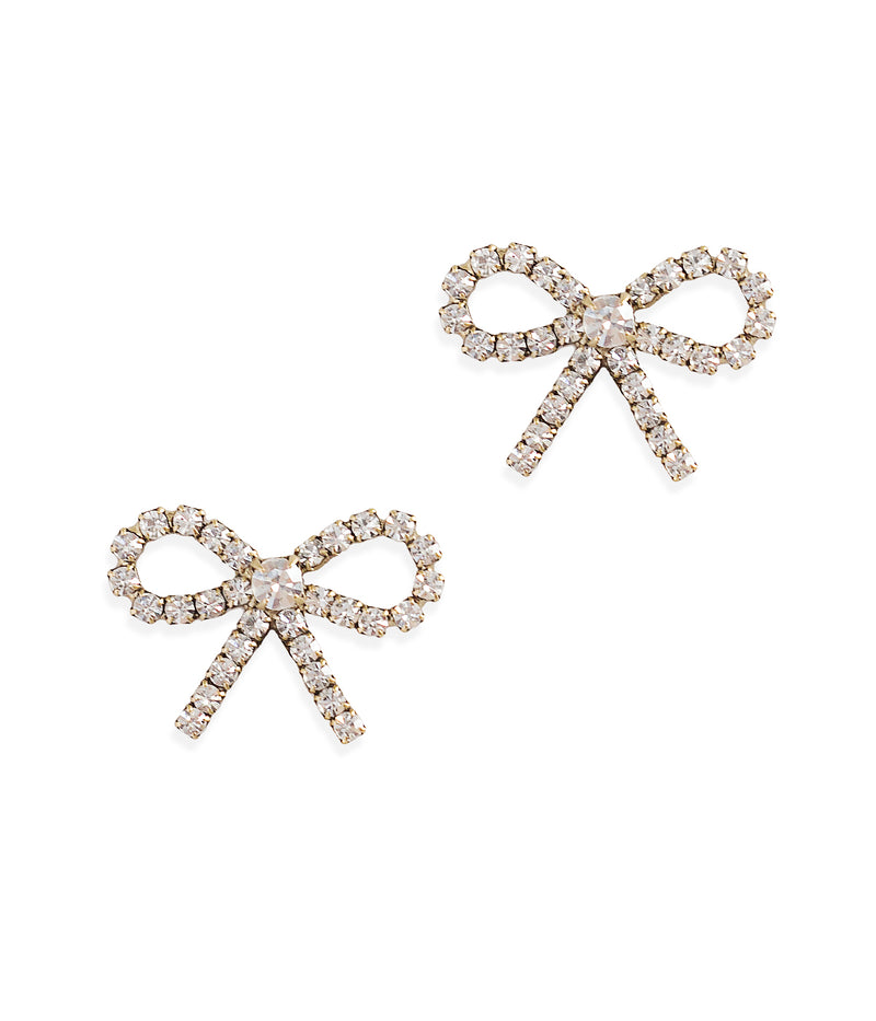London Bow Earrings