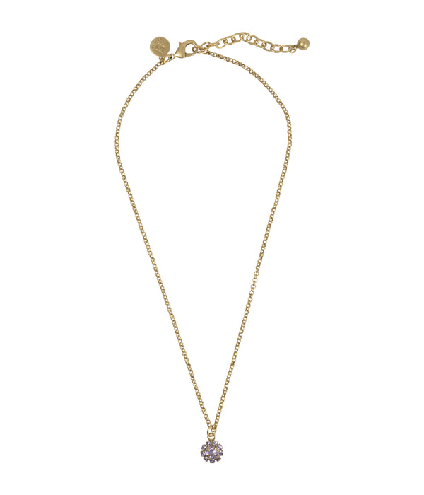 LYLA DELICATE FLOWER NECKLACE