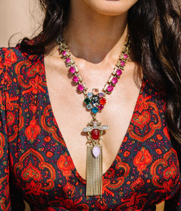 EMERY STATEMENT NECKLACE