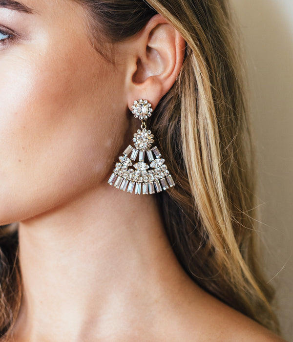 Chloe Earrings - Loren Hope