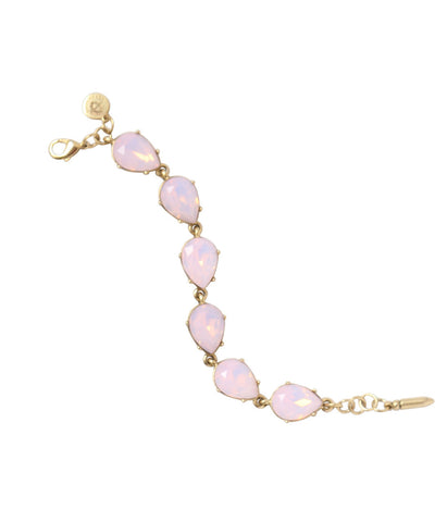 Luau Bracelet in Rose Opal