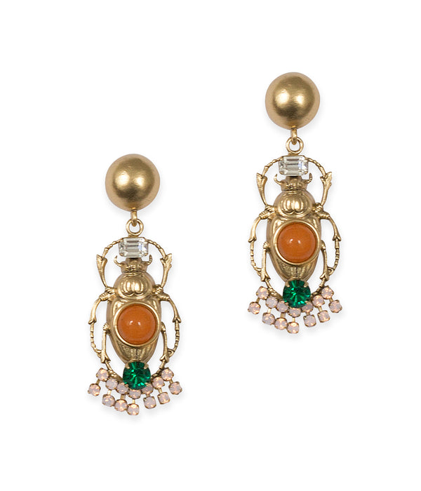 Nefertari Earrings