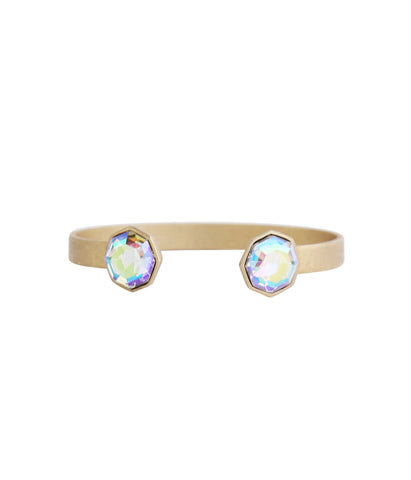 Octavia Cuff in Iridescent