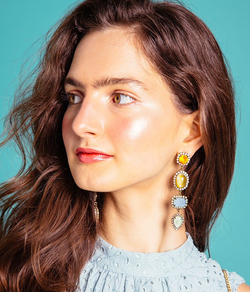 ccf8ff371 PHOEBE FOUR DROP EARRINGS – Loren Hope