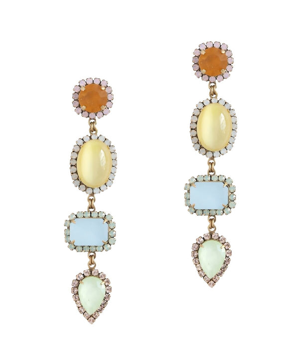 PHOEBE FOUR DROP EARRINGS