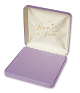 X-Large Vintage Style Lavender Gift Box