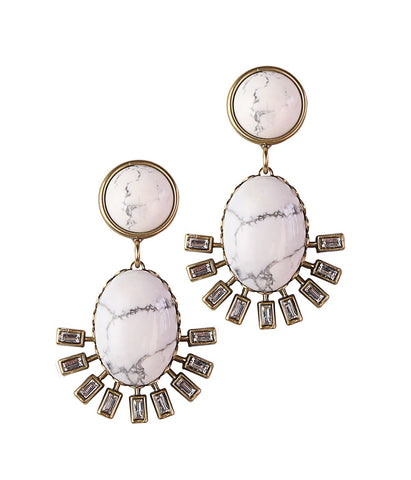 EDIE DROP EARRINGS IN MULTI