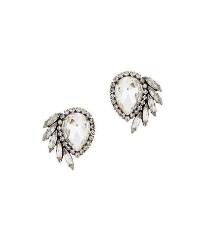 SARRA EARRINGS IN CRYSTAL