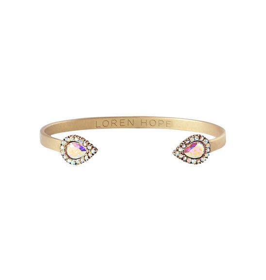 Mini Sarra Cuff in Iridescent