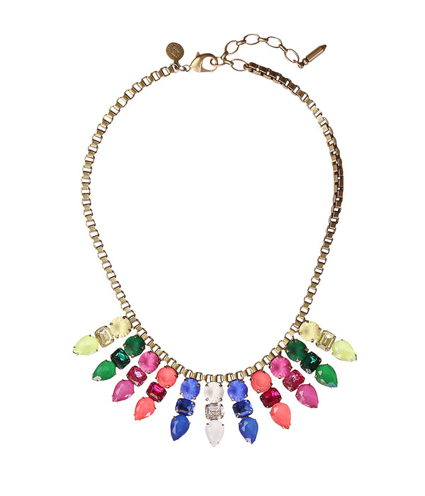 SCARLETT NECKLACE IN MULTI