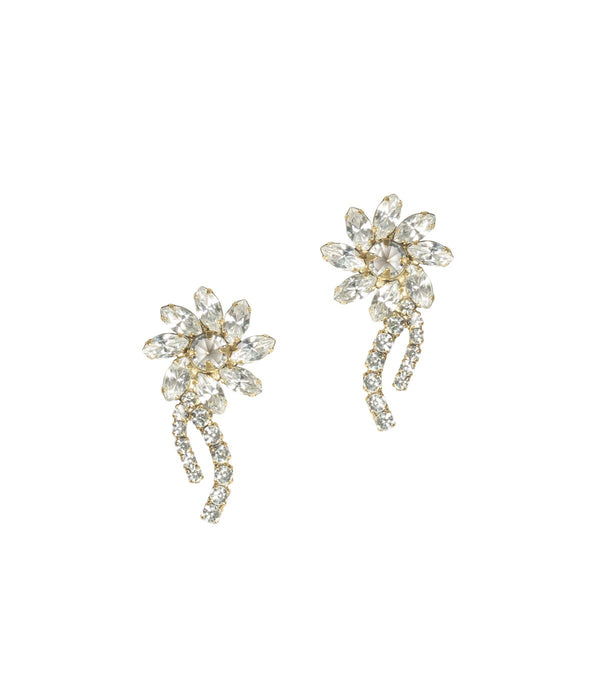 Shirley Flower Studs