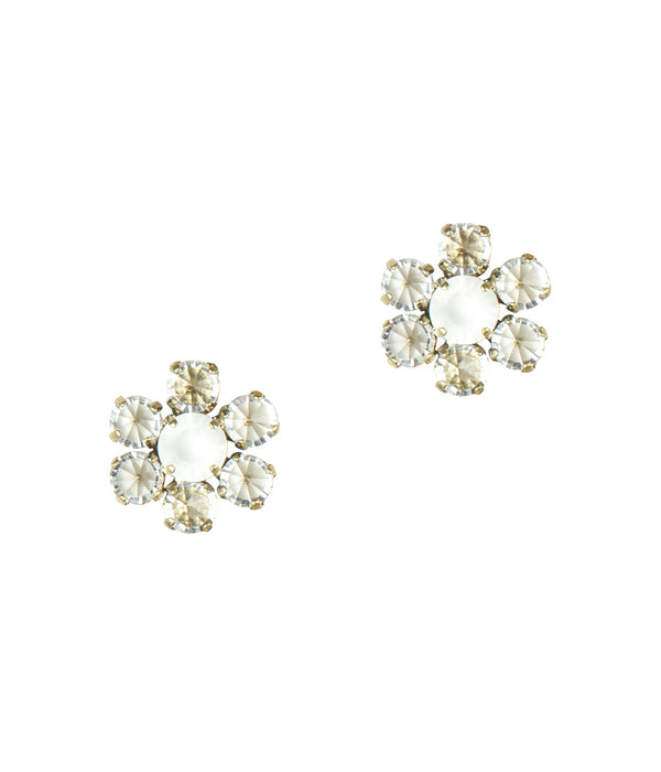 SIENA STUDS IN CRYSTAL