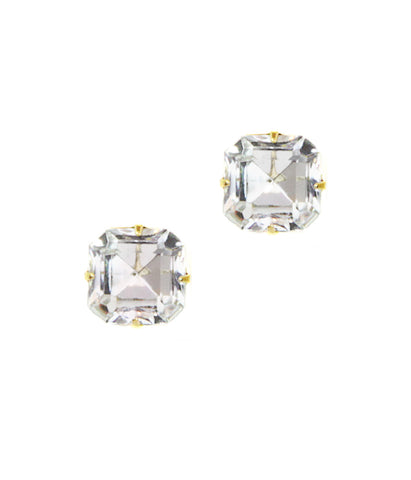 SOPHIA STUDS IN CRYSTAL