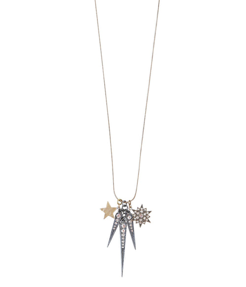 Seeing Stars Charm Necklace