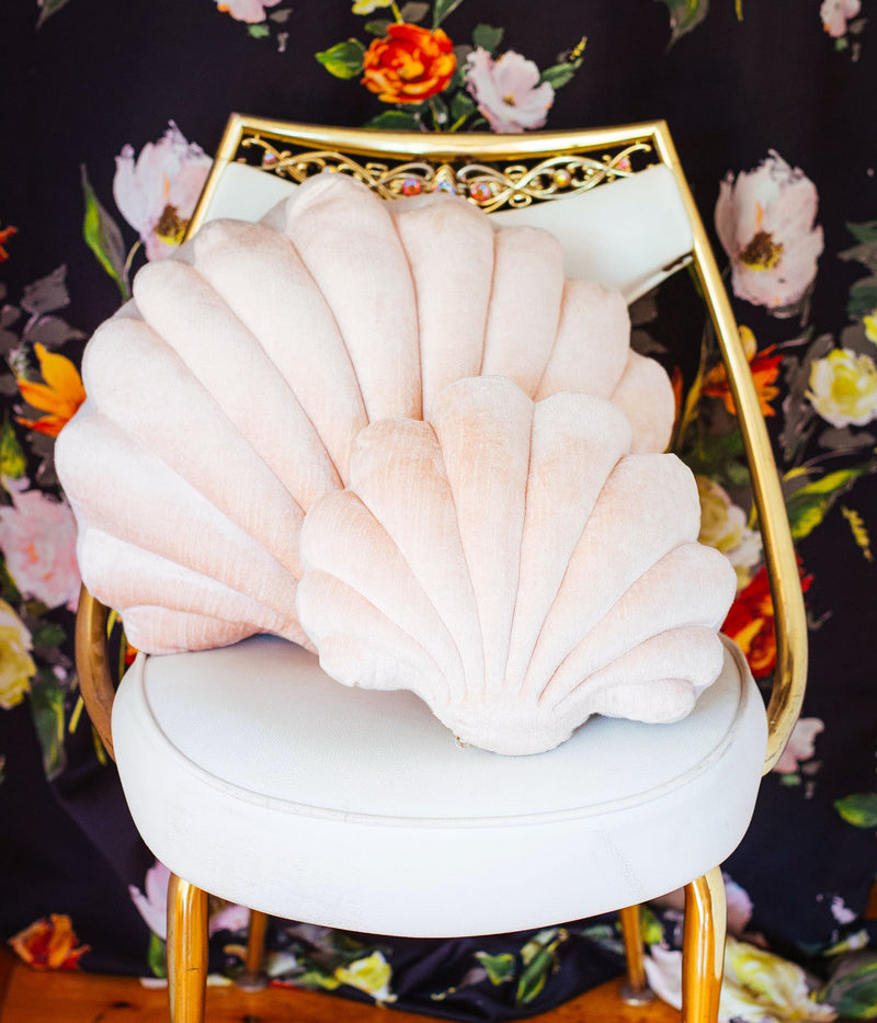 Shell Pillow - Small