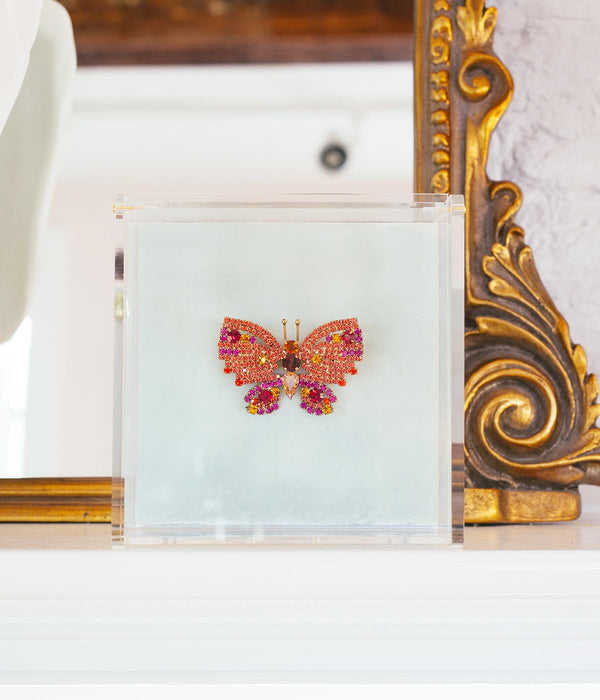 Loren Hope Butterfly Brooch, Butterly pin