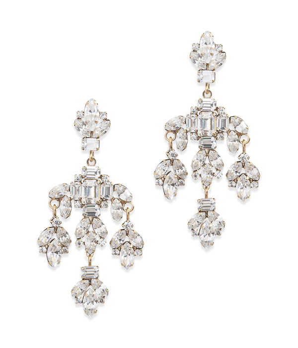 Madame Royale Chandelier Earrings