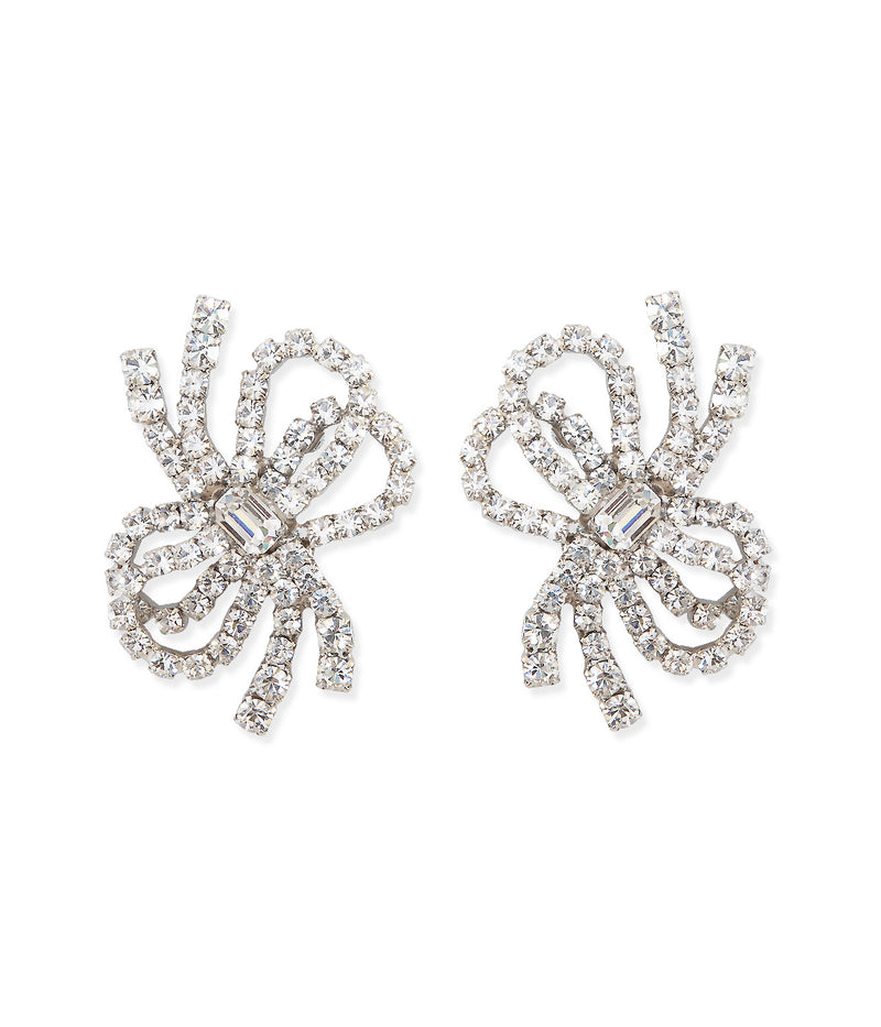 Dauphine Bow Earrings