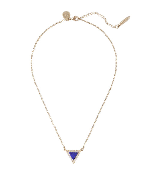 Venus Necklace in Lapis
