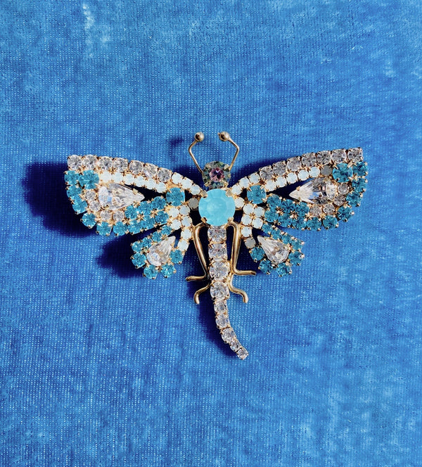 Blue Belle Dragonfly - Limited Edition of 25