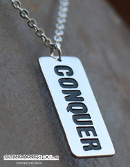 Conquer - Necklace - CutAndJacked Shop  - 1
