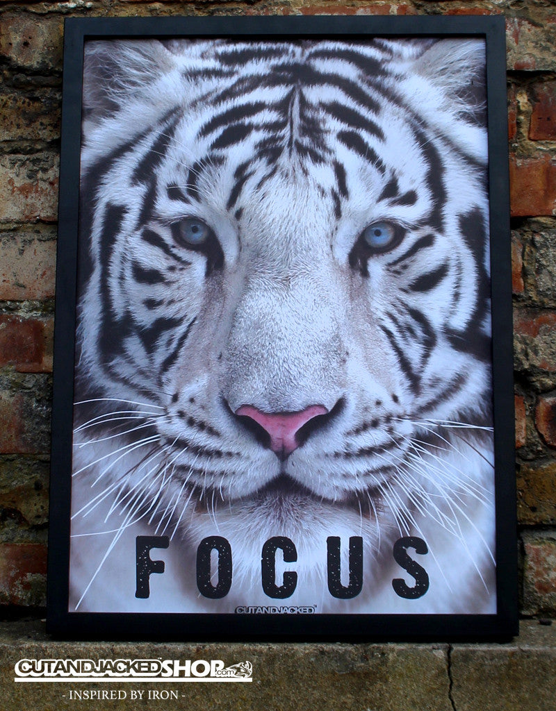 FOCUS - A2 Poster - CutAndJacked Shop  - 3