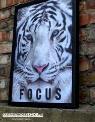FOCUS - A2 Poster - CutAndJacked Shop  - 4