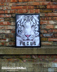 FOCUS - A2 Poster - CutAndJacked Shop  - 5