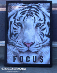 FOCUS - A2 Poster - CutAndJacked Shop  - 1