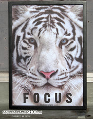 FOCUS - A2 Poster - CutAndJacked Shop  - 2