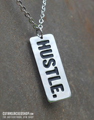 Hustle - Necklace - CutAndJacked Shop