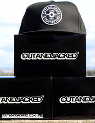 The CutAndJacked Snapback - Black - CutAndJacked Shop  - 5