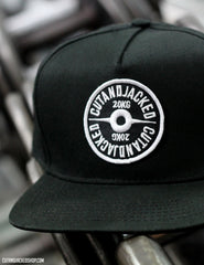 The CutAndJacked Snapback - Black - CutAndJacked Shop  - 3