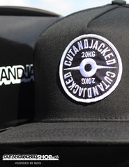 The CutAndJacked Snapback - Black - CutAndJacked Shop  - 9