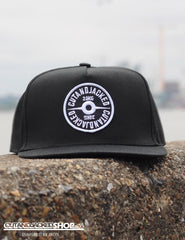 The CutAndJacked Snapback - Black - CutAndJacked Shop  - 2