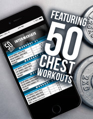 *SALE* The Ultimate Book Of 50 Big Chest Workouts - Download - CutAndJacked Shop