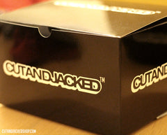 The CutAndJacked Snapback - Mauve Grey - CutAndJacked Shop  - 6