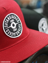 The CutAndJacked Snapback - Red - CutAndJacked Shop  - 2