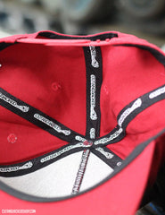 The CutAndJacked Snapback - Red - CutAndJacked Shop  - 7