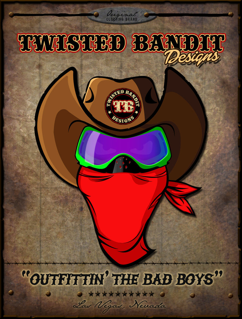 Twisted Bandit Poster