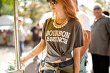 BOURBON & BRUNCH Nora Crop Top