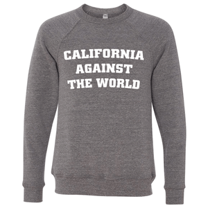 CALIFORNIA AGAINST THE WORLD Danny Sweatshirt