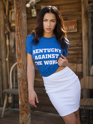 KENTUCKY AGAINST THE WORLD Patrick Tee