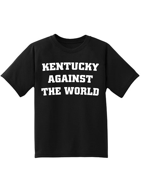 TODDLER : KENTUCKY AGAINST THE WORLD TEE