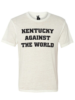 KENTUCKY AGAINST THE WORLD Bobbie Tee